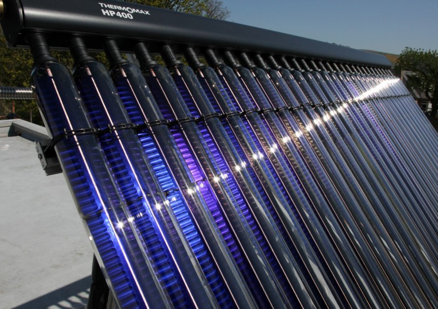 Kingspan HP 400 evacuated tubes for solar thermal