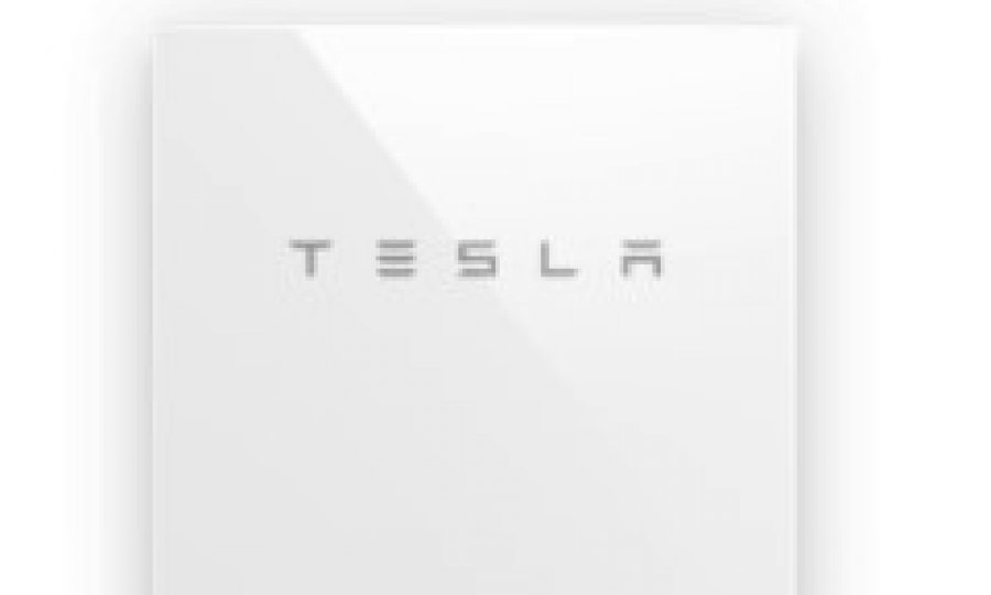 TESLA Powerwall, solar battery